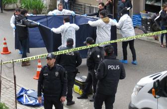 Kadıköy'de çöp konteynerinde kadın bacakları bulundu