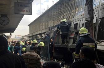 Mısır'da yangın: 24 kişi öldü, 50 kişi yaralandı