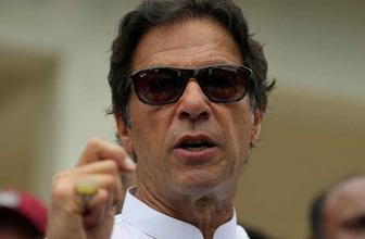 Pakistan Başbakanı İmran Han'dan geri adım! Hindistan'la işbirliğine hazırız