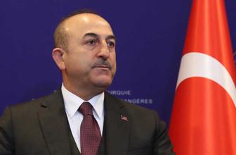 Dışişleri Bakanı Çavuşoğlu: Gerginlikten dolayı endişe duyuyoruz