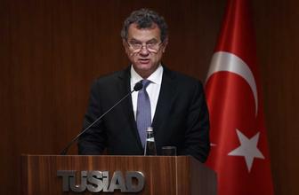 TÜSİAD Başkanı Simone Kaslowski'den küçülme uyarısı