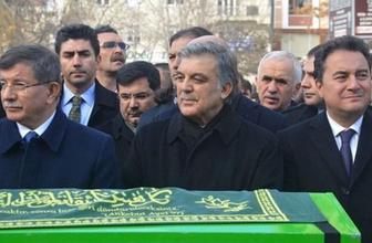 Ali Babacan saf değiştirdi iddiası