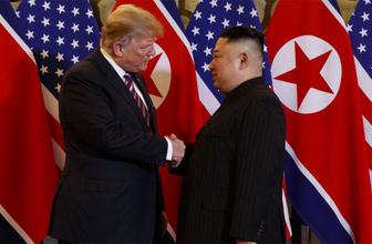 Dünya şaşkın! Trump terketti ve Kim Jong görüşmesinde kriz
