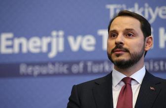 Hazine ve Maliye Bakanı Berat Albayrak'tan büyüme değerlendirmesi