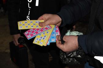 Kırıkkale'de mandıraya kumar operasyonu