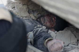 """""""Rejim İdlib'de silahsızlanma bölgesinde sivilleri öldürdü"""""""