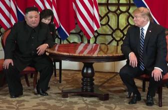 Trump-Kim zirvesinin 2. günü başladı