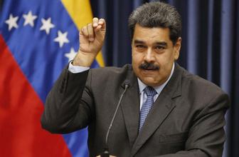 ABD'den Venezuela Merkez Bankası'na yaptırım