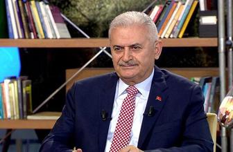 Binali Yıldırım canlı yayında İstanbul için projelerini açıkladı