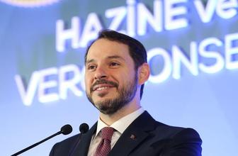 Hazine ve Maliye BakanıBerat Albayrak açıkladı yeni kredi devrede