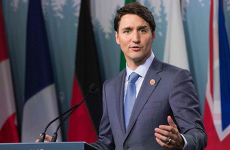 Kanada'daBaşbakan Justin Trudeau'ya yolsuzluk suçlaması