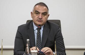 Kültür ve Turizm Bakanı Mehmet Nuri Ersoy'dan Sümela Manastırı müjdesi