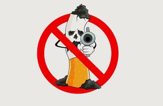 Sigarayı bırakmak için tekrar tekrar deneyin!
