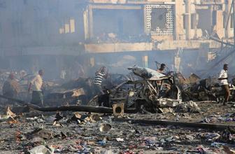 Somali'de bombalı saldırı 29 kişi hayatını kaybetti