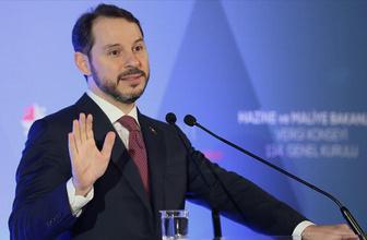 Bakan Albayrak'tan Merkez Bankası rezerv açıklaması