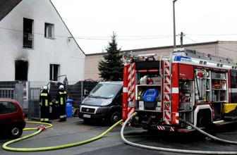 Almanya'da yangın:4'ü çocuk 5 kişi hayatını kaybetti