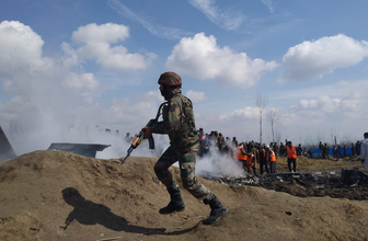 Pakistan-Hindistan sınırında karşılıklı ateş açıldı