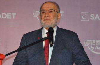 İstanbul seçimi yenilenirse Saadet adayını geri çekecek mi Temel Karamollaoğlu açıkladı