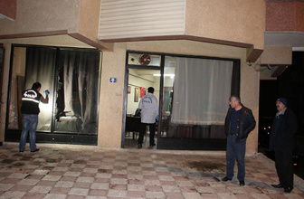 Ankara'da silah sesleri! Kıraathane kurşunlandı