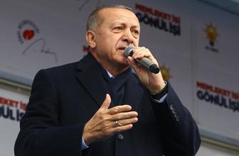Erdoğan: Vatandaşın gönlünü kıran kalbimi kırmış demektir