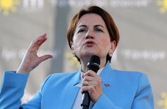 İYİ Parti lideri Meral Akşener'den 5 harfliler çıkışı o 6 harfli