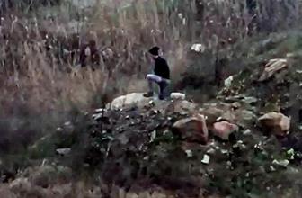 Uyuşturucu satıcılarını görüntüledi: Kocaeli polisi yakaladı!