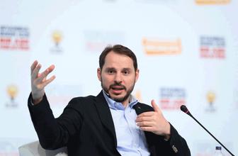Hazine ve Maliye Bakanı Berat Albayrak, enflasyon düşmeye devam edecek
