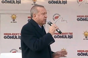 Cumhurbaşkanı Erdoğan'dan Bartın'da CHP'li başkana sert tepki