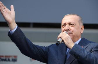 """Erdoğan: """"Bay Kemal onlar yokluk kuyruğu değil, varlık kuyruğu"""""""