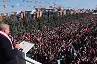 Erdoğan: İstanbul genelinde 23 ilçede, 65 bin 399 adet riskli yapı tespit ettik
