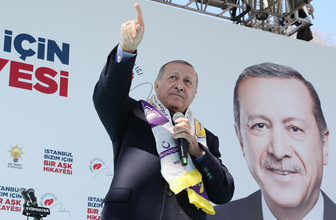 """Erdoğan'dan Ekrem İmamoğlu'na """"Önce sen çöplükleri temizle"""""""