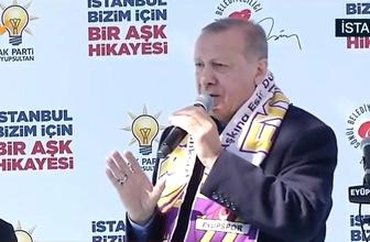 Cumhurbaşkanı Erdoğan'dan Ekrem İmamoğlu'nun iddiasına yanıt
