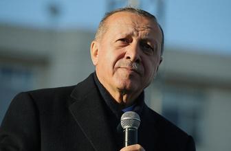 Erdoğan'dan Esenyurt'ta kritik mesajlar