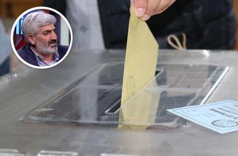 Son seçim anket sonuçları sonrası GENAR'dan dikkat çeken açıklama