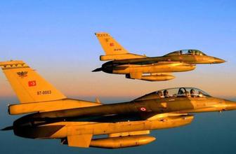 Irak'ın kuzeyine hava harekatı! PKK'ya büyük darbe!