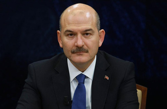 İçişleri Bakanı Süleyman Soylu'dan şehit ailesine taziye telefonu
