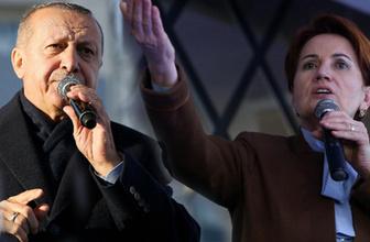 Meral Akşener'den Cumhurbaşkanı Erdoğan'a cezaevi yanıtı!