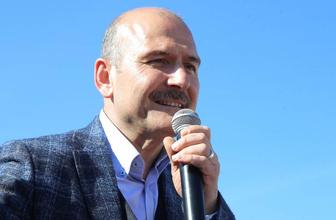 Süleyman Soylu: İmamoğlu ile Yavaş 'PKK lanet bir terör örgütüdür Allah belasını versin' desin