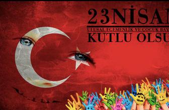 23 Nisan Atatürk sözleri resimli 23 Nisan kutlama sözleri