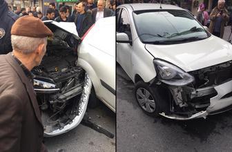 İstanbul'da çocuk şoför dehşeti!