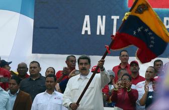 Nicolas Maduro, elektrik kesintisi için ABD'yi suçladı