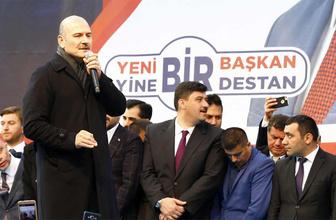 Soylu'dan CHP'nin üç adayına şok sözler