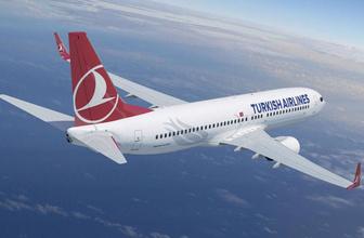 Türk Hava Yolları uçağı havaalanında direğe çarptı!