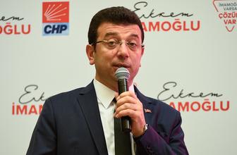 Ekrem İmamoğlu CHP'nin resmi sitesinde İBB Başkanı olarak eklendi