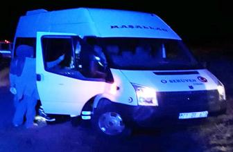 Kırıkkale'de korkunç olay: Öğrenci servisinde ölü bulundu!
