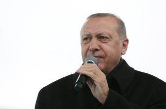 Erdoğan'dan Ereğli'de bin kişiye iş müjdesi