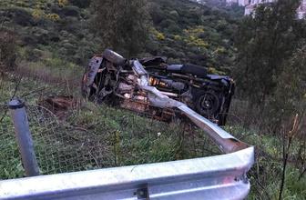 Demet Akbağ'ın eşi Zafer Çika trafik kaza geçirdi