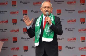 Kemal Kılıçdaroğlu: CHP'li olmak demek koltuğa bağlı olmak demek değildir