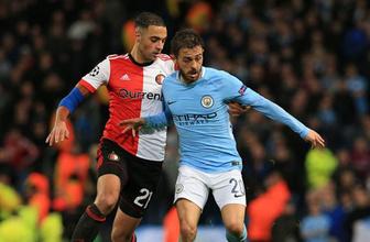 Manchester City'de Bernardo Silva'da mutlu son