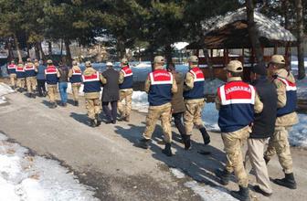 Muş'ta PKK'ya ağır darbe! Gözaltılar var
